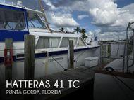 1969 Hatteras 41 TC