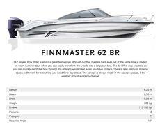 FinnMaster - 62 Bow Rider