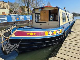 Katie Too 40ft Cruiser Stern - SALE AGREED