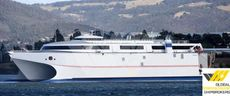 PRICE REDUCED // 85m / 672 pax Passenger / RoRo Ship for Sale / #455F