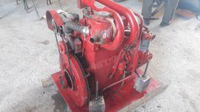 Bukh DV29 lifeboat engine used
