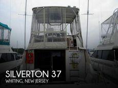 1981 Silverton 37 Convertible