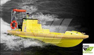 8m Crew Transfer Vessel for Sale / #1117108