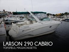 1997 Larson 290 Cabrio