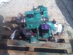 Volvo Penta 2010 Marine Diesel Engine Breaking For Spares