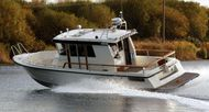 26ft Fishing Boat - Charter