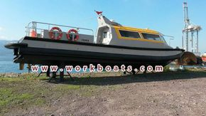 12m fast crew boat (used)