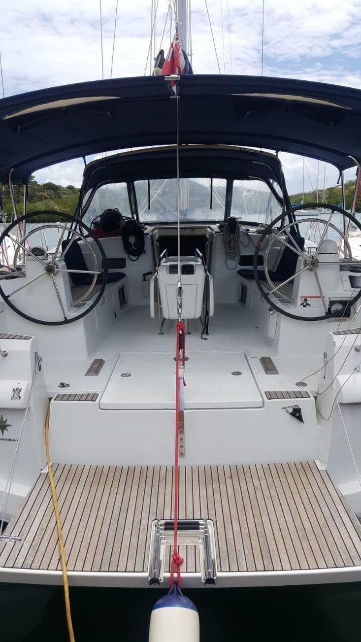 2015 Jeanneau Sun Odyssey 509