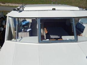 Nicols Riviera 920 new engine 2017 - Coachroof/Wheelhouse