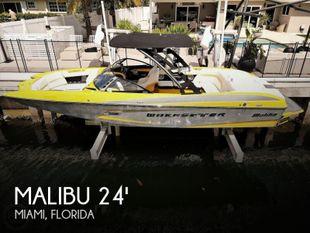 2013 Malibu Wakesetter MKZ