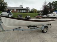 19 ft Fising boat