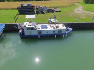 SEA OTTER WIDEBEAM BARGE 2004