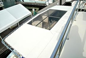 Bimini Sun Shade Upper View