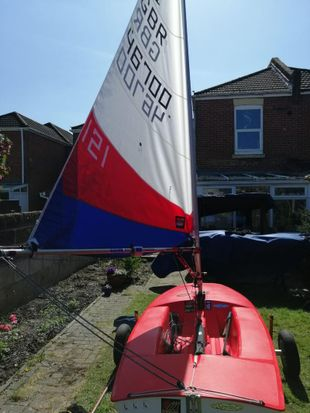 Sailing solutions Sprint XL Red Topper