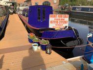 William Piper 62ft Trad Narrowboat