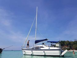 Tattoo Yachts 26 in Langkawi, Malaysia