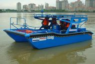 18ft Electric Rubbish management vessel
