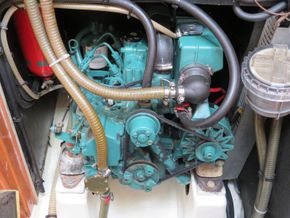 Jeanneau Sun Odyssey 32 AFT CABIN - Engine
