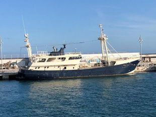1983 Live Aboard Vessel For Sale