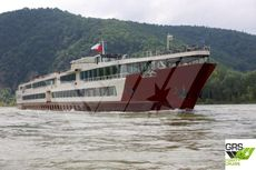 PROMPT AVAILABLE // 105m Cruise Ship for Sale / #1089467