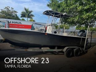 1988 Offshore 23
