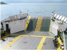 LANDING CRAFT ROPAX FERRY