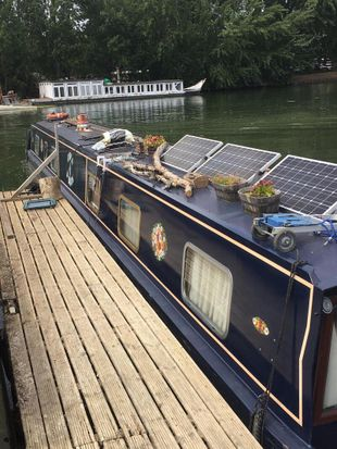 69ft narrow boat