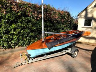 Tony Thresher wooden Solo 3923 for sale