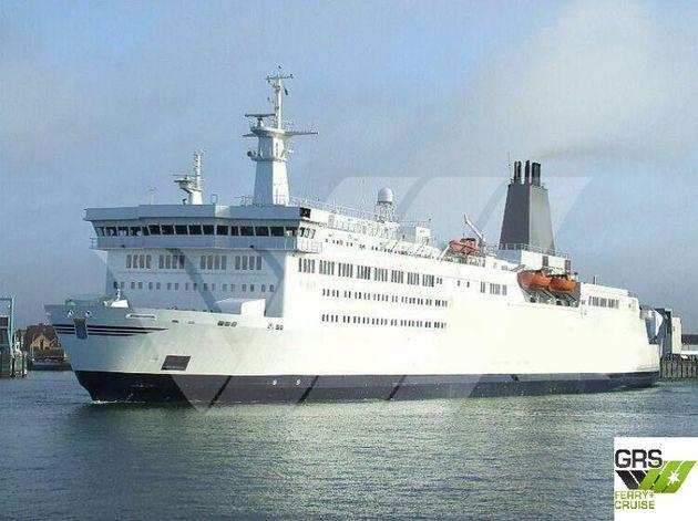 170m / 900 pax Passenger / RoRo Ship for Sale / #1021023