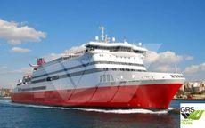 200m / 3.069 pax Passenger / RoRo Ship for Sale / #1060712
