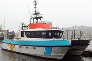 2008 CREW BOAT Wind Farm Vessel For Sale
