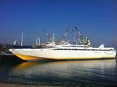 345' Fast Mono Ropax Ferry