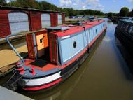 Lechwe 59ft 2010 Tyler/Wilson trad stern narrowboat