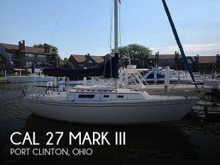 1983 CAL 27 Mark III