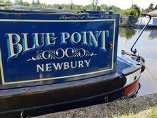 Blue Point 57 ft Narrowboat