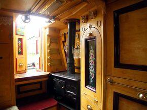 Boatman's Cabin Aft
