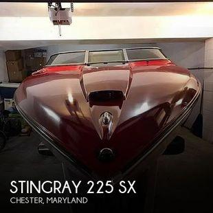 2011 Stingray 225 SX