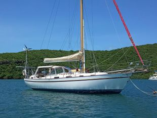 BLUEWATER LIVEABOARD Malo Yacht 37Ft Rea