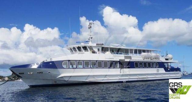 30m / 239 pax Passenger Ship for Sale / #1035706