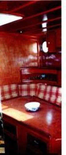 1986 Custom Schooner Jongert Design