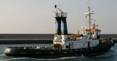 35TBP Single Screw Sea Going Tugboat