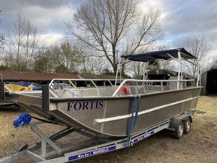 Landing Craft 7m Aluminium Coded Boat
