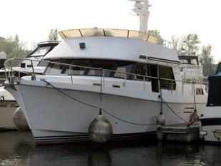 1991 Ocean Alexander 456 Classicco