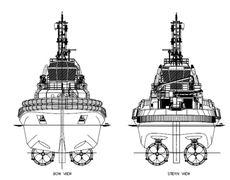 32mtr Rastar Escort Tugs