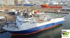 68m / 15,6knts Survey Vessel for Sale / #1052273