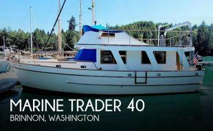 1978 Marine Trader Europa 40
