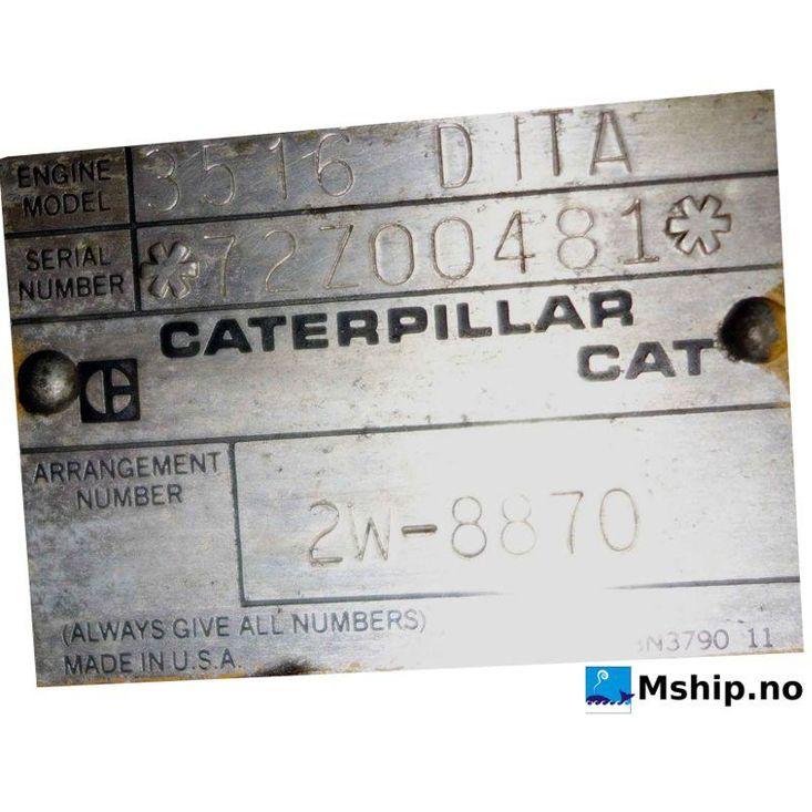 Caterpillar 3516 DITA