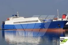 175m / 1960 lane meter RoRo Vessel for Sale / #1055071