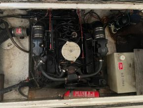 Bayliner 2255 Ciera Sunbridge  - Engine
