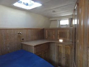 Dressing Table in Master Cabin